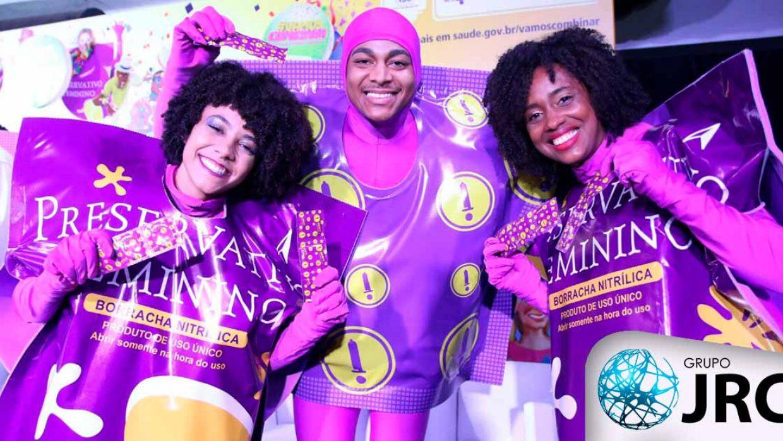 Campanha alerta: Prevenir é Viver o Carnaval