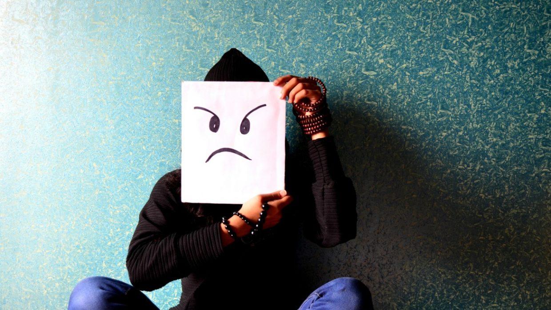 Como transformar sua raiva em algo bom